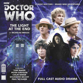 Doctor Who: The Light at the End, 2 Audio-CDs