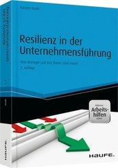 Resilienz in der Unternehmensführung - und Arbeitshilfen online