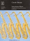 Saxophone Album, für Altsaxophon und Klavier