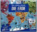 Reise, entdecke, erforsche, Die Erde (Kinderpuzzle)