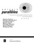 Univers parallèles, für Klavier