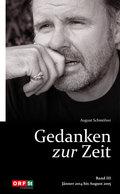 Gedanken zur Zeit - Bd.3