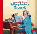 Klassik für Kleine - Wolfgang Amadeus Mozart, Audio-CD