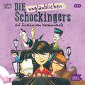 Die unglaublichen Schockingers - Auf fürchterliche Nachbarschaft, 2 Audio-CDs