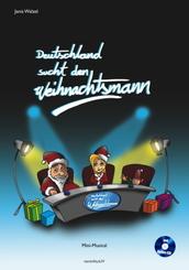 Deutschland sucht den Weihnachtsmann, m. 1 Audio-CD