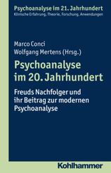 Psychoanalyse im 20. Jahrhundert