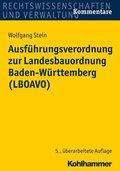 Ausführungsverordnung zur Landesbauordnung Baden-Württemberg (LBOAVO), Kommentar