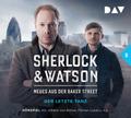 Sherlock & Watson - Neues aus der Baker Street: Der letzte Tanz, 1 Audio-CD