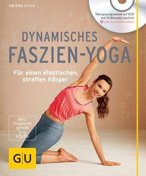 Dynamisches Faszien-Yoga, m. DVD