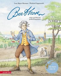 Beethoven, m. 1 Audio-CD