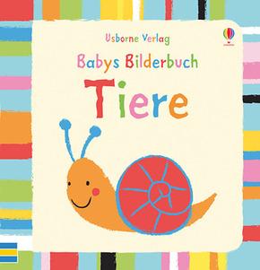 Babys Bilderbuch: Tiere