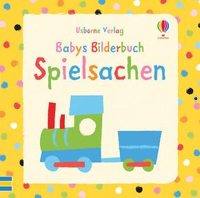 Babys Bilderbuch: Spielsachen