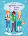 Mein Anziehpuppen-Stickerbuch - Ein neues Schuljahr