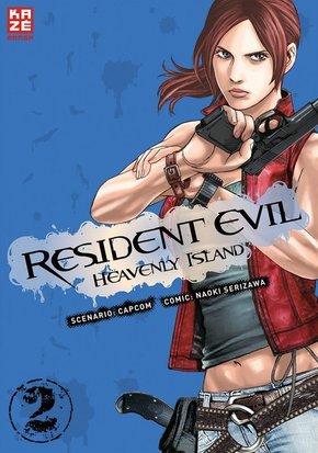 Resident Evil - Heavenly Island - Bd.2