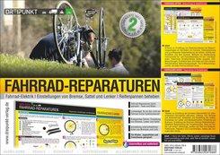 Fahrrad-Reparaturen, 2 Tafeln