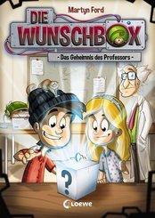 Die Wunschbox - Das Geheimnis des Professors