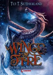 Wings of Fire - Die Insel der Nachtflügler