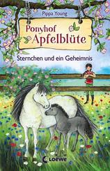 Ponyhof Apfelblüte - Sternchen und ein Geheimnis