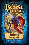 Beast Quest - Striatos, Plage der Prärie