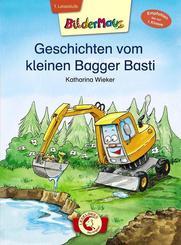 Geschichten vom kleinen Bagger Basti