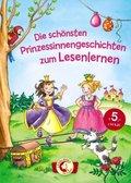 Die schönsten Prinzessinnengeschichten zum Lesenlernen