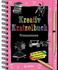Kreativ-Kratzelbuch, Prinzessinnen