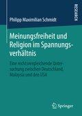 Meinungsfreiheit und Religion im Spannungsverhältnis