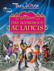 Die Thea Sisters und das Königreich Atlantis