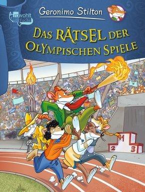 Das Rätsel der Olympischen Spiele