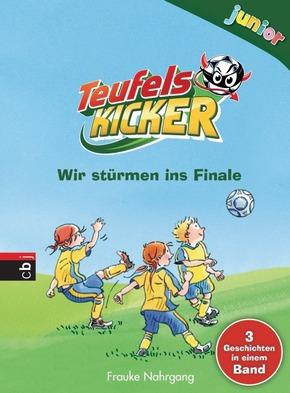 Teufelskicker junior - Wir stürmen ins Finale