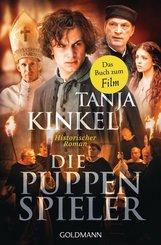 Die Puppenspieler, Buch zum Film