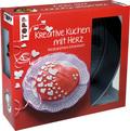 Kreative Kuchen mit Herz, m. Herzbackform