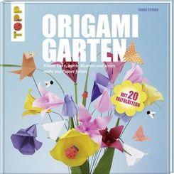 Origami-Garten