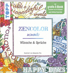 Pitz, Zencolor moments Wünsche & Sprüche