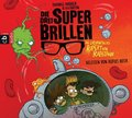 Die drei Superbrillen - Im Labyrinth des Rupert von Raffzahn, 2 Audio-CDs