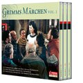 Grimms Märchen Box, 3 Audio-CDs - Vol.1