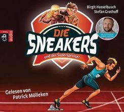 Die Sneakers und der Supersprinter, 2 Audio-CDs