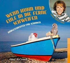 Wenn Huhn und Eule in die Ferne schweifen, 1 Audio-CD