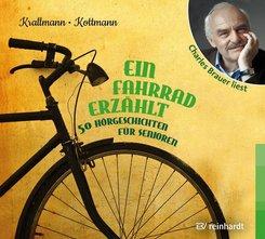Ein Fahrrad erzählt, 1 Audio-CD
