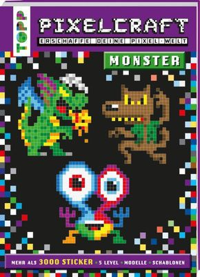 Bowles, Pixelcraft - Monster