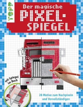 Der magische Pixel-Spiegel (für Jungen)