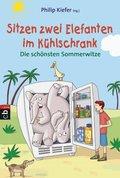 Sitzen zwei Elefanten im Kühlschrank - Die schönsten Sommerwitze
