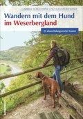 Wandern mit dem Hund im Weserbergland