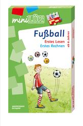 miniLÜK-Set: Fußball: Erstes Lesen / Erstes Rechnen