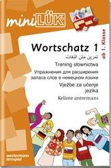 miniLÜK: Wortschatz - Tl.1