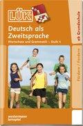 LÜK: Deutsch als Zweitsprache - Tl.4