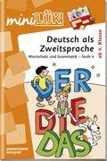 miniLÜK: Deutsch als Zweitsprache - Tl.4