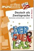 miniLÜK: Deutsch als Zweitsprache - Tl.3