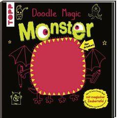 Doodle Magic - Monster