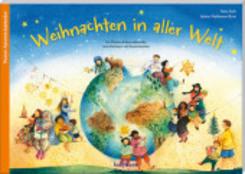 Weihnachten in aller Welt. Ein Poster-Adventskalender zum Vorlesen und Ausschneiden